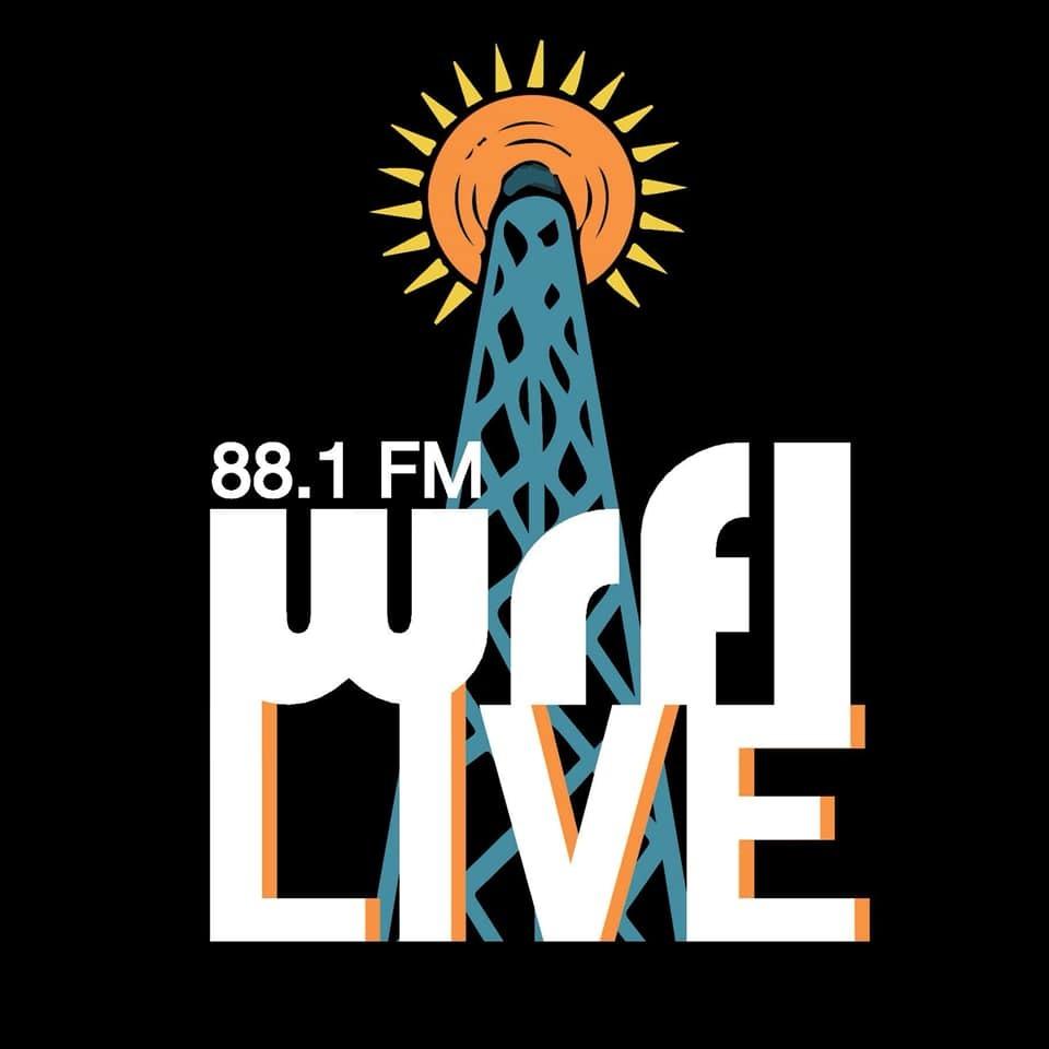 WRFL Live Logo