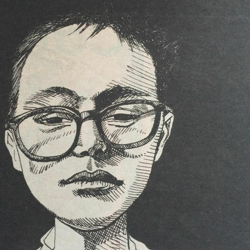 A portrait of Brian Frye